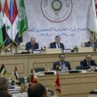 وزراء الخارجية العرب يجتمعون لبحث الأوضاعالفلسطينية