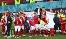 يورو 2020: فنلندا تهزم الدانمارك بهدف يتيم
