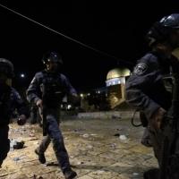 """""""حماس"""" تدعو إلى """"النفير العام والاحتشاد في الأقصى"""" الثلاثاء"""