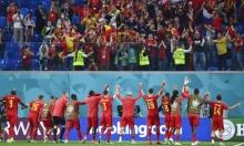 يورو 2020: بلجيكا تهز شباك روسيا بثلاثية