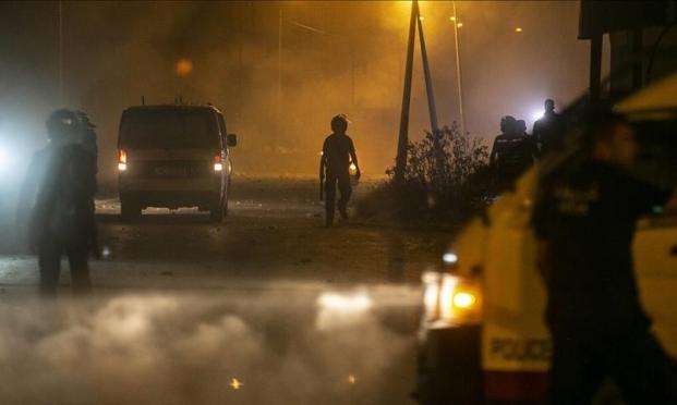 تونس: مظاهرة ضد عنف الشرطة.. اندلاع مواجهات واعتقالات