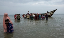غرق قارب على متنه 200 مهاجر قبالة اليمن