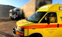 مصرع شخص وإصابة آخر بحادث طرق في منطقة الأغوار