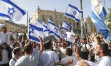 """وزير الأمن الإسرائيلي الجديد يبحث التقييمات بشأن """"مسيرة الأعلام"""""""
