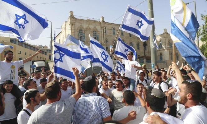 """وزير الأمن الداخلي الإسرائيلي الجديد يبحث التقييمات بشأن """"مسيرة الأعلام"""""""