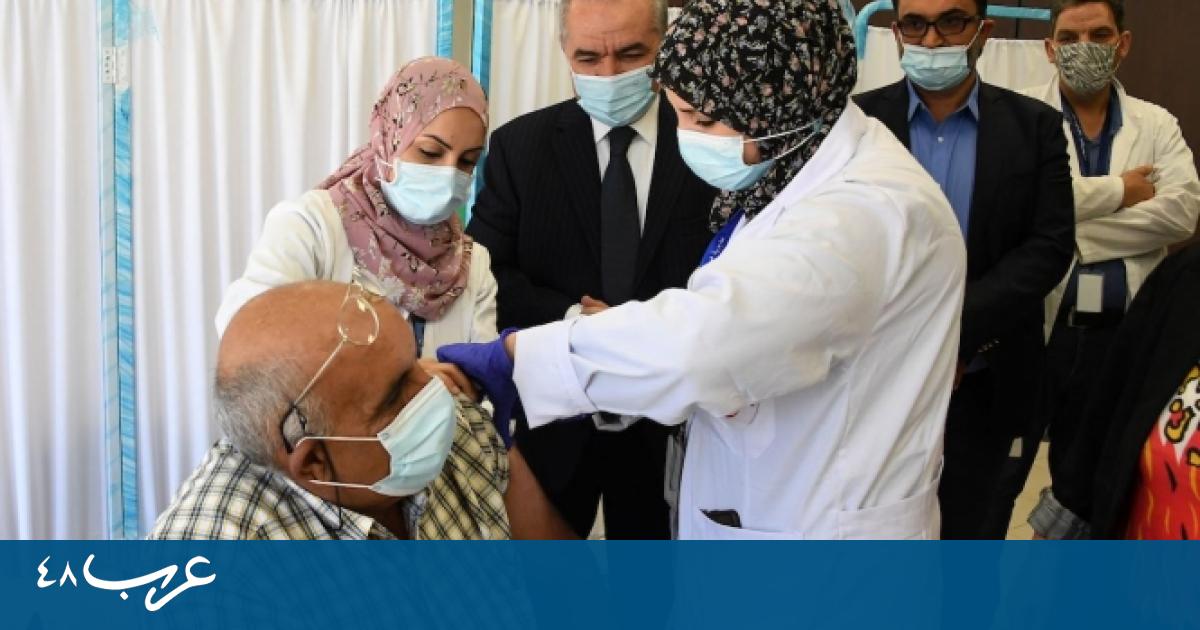الصحة الفلسطينية: 6 وفيات بكورونا و156 إصابة جديدة