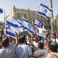 """مسيرة المستوطنين الاستفزازية: شرطة الاحتلال ترفع التأهب بالقدس و""""المدن المختلطة"""""""