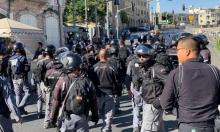 """القدس المحتلة: انطلاق """"مسيرة الأعلام"""" الاستفزازيّة وإصابات خلال مواجهات"""