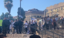 """القدس المحتلة: 17  إصابة خلال مواجهات مع الاحتلال و""""مسيرة الأعلام"""" تصل محيط باب العامود"""