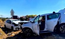 الجولان المحتل: مصرع امرأة وإصابة آخرين في حادث طرق