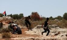 مواجهات قرب جبل صبيح واعتقالات في جنين والقدس