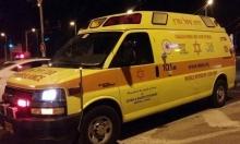 النقب: طفلان (عامان وثلاثة أعوام) بحالة حرجة يصلان للمشفى