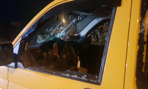 نابلس: مستوطنون يهاجمون منازل الفلسطينيين في قصرة