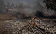 لليوم الثالث تواليًا: حرائق في مستوطنات