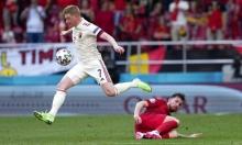 يورو 2020: بلجيكا تبلغ دور الـ16 بفوزها على الدنمارك