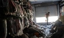 شكري ولابيد يبحثان إعادة إعمار قطاع غزة