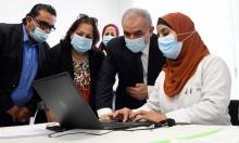 الصحة الفلسطينية تقرر إعادة لقاحات كورونا لإسرائيل