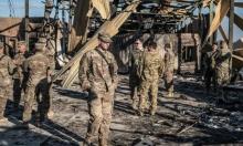 العراق: صاروخ يستهدف قاعدة عين الأسد