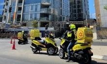 مصرع عامل بانهيار مصعد في تل أبيب