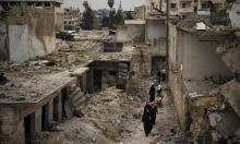 سورية: 9 قتلى جراء قصف مدفعي لقوات النظام