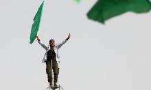"""ألمانيا: مشروع قانون لحظر علم حركة """"حماس"""""""