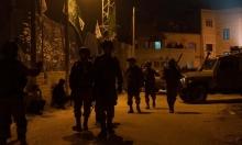 الاحتلال يعتقل 25 فلسطينيا بالضفة