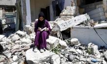 العدوان على غزّة: ازدياد الأحوال المعيشية سوءا
