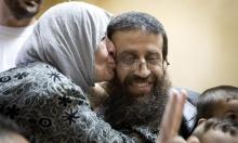 الأسير خضر عدنان ينتزع الإفراج عنه ويعلق إضرابه