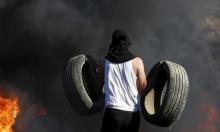 إصابات بمواجهات ببيت دجن ودعوات للحشد على جبل صبيح