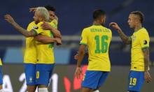 فوز برازيليّجدليّ بالرمق الأخير على كولومبيابكوبا أميركا