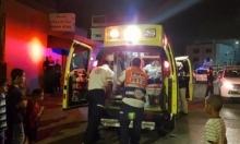 عرعرة النقب: إصابة حرجة لامرأة في جريمة إطلاق نار