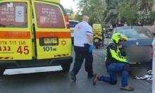 حوادث الدهس: مصرع شخص ببئر السبع وإصابة خطيرة في حيفا