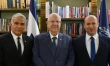 إيران وغزة في مركز لقاءي لبيد وبلينكن وريفلين وبايدن