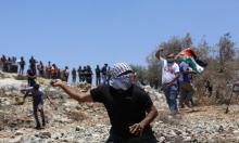 مواجهات واعتقالات بالضفة واشتباك مسلح بجنين