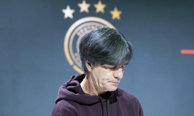 مدرب ألمانيا: أتحمل مسؤولية الإقصاء دون أعذار