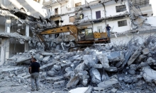 طيران الاحتلال يغير على مواقع في غزة
