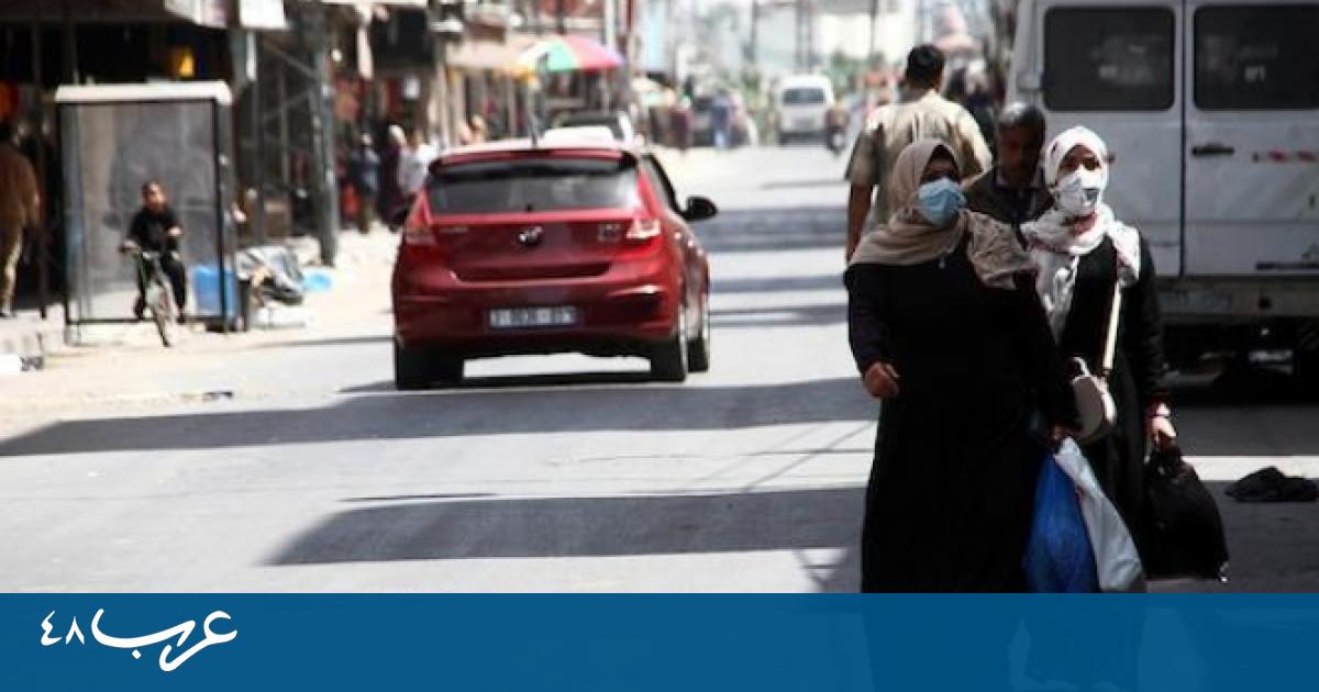 الصحة الفلسطينية: لا وفيات بكورونا و83 إصابة جديدة