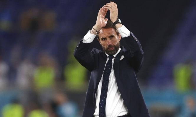 مدرب إنجلترا: أمامنا فرصة لصنع التاريخ
