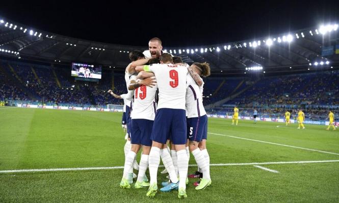 يورو 2020: إنجلترا تسحق أوكرانيا وتبلغ المربع الذهبي