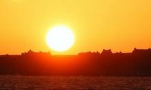 حالة الطقس: موجة حارة تضرب البلاد حتى الخميس