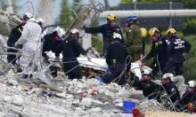 ارتفاع قتلى انهيار مبنىفلوريداإلى 32... و100 مفقود