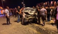 10 إصابات بحادث طرق عند مدخل عرعرة النقب