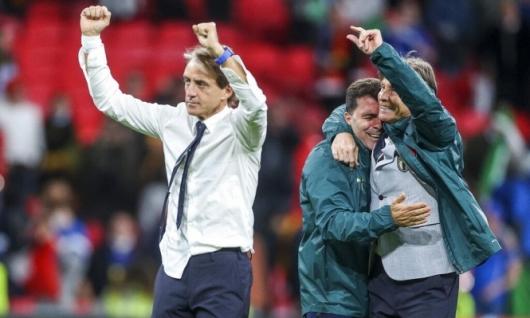 مانشيني: لاعبو إسبانيا أسياد الاستحواذ وسببوا لنا المشاكل