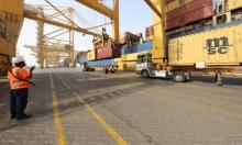 """شرطة دبي: حريق ميناء """"جبل علي"""" ناجم عن مواد قابلة للاشتعال"""
