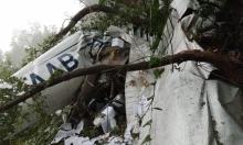 مصرع ثلاثة مدنيين بسقوط طائرة تدريب شمال بيروت