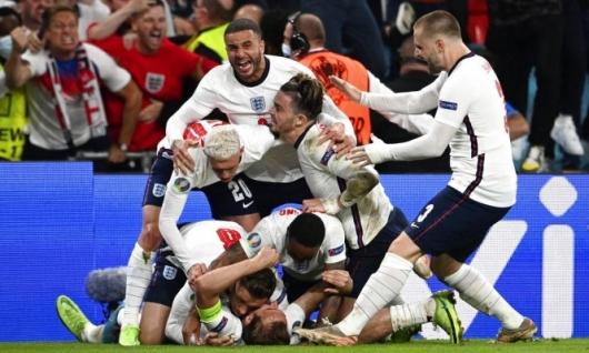 يورو 2020: إنجلترا تتخطى الدانمارك وتتأهل للنهائي