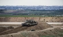 اعتقال 3 فلسطينيين على حدود غزة ومستوطنون يهاجمون طفلا في الخليل