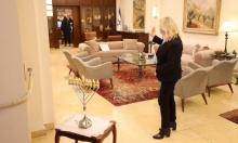 نتنياهو يغادر مقر إقامة رئيس الحكومة