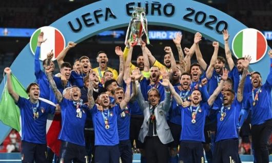 يورو 2020: المنتخب الإيطالي بطلا للمرة الثانية في مسيرته