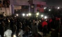 حريق بمشفى في الناصريّة: مصرع 58 شخصا وإعلان حالة الطوارئ